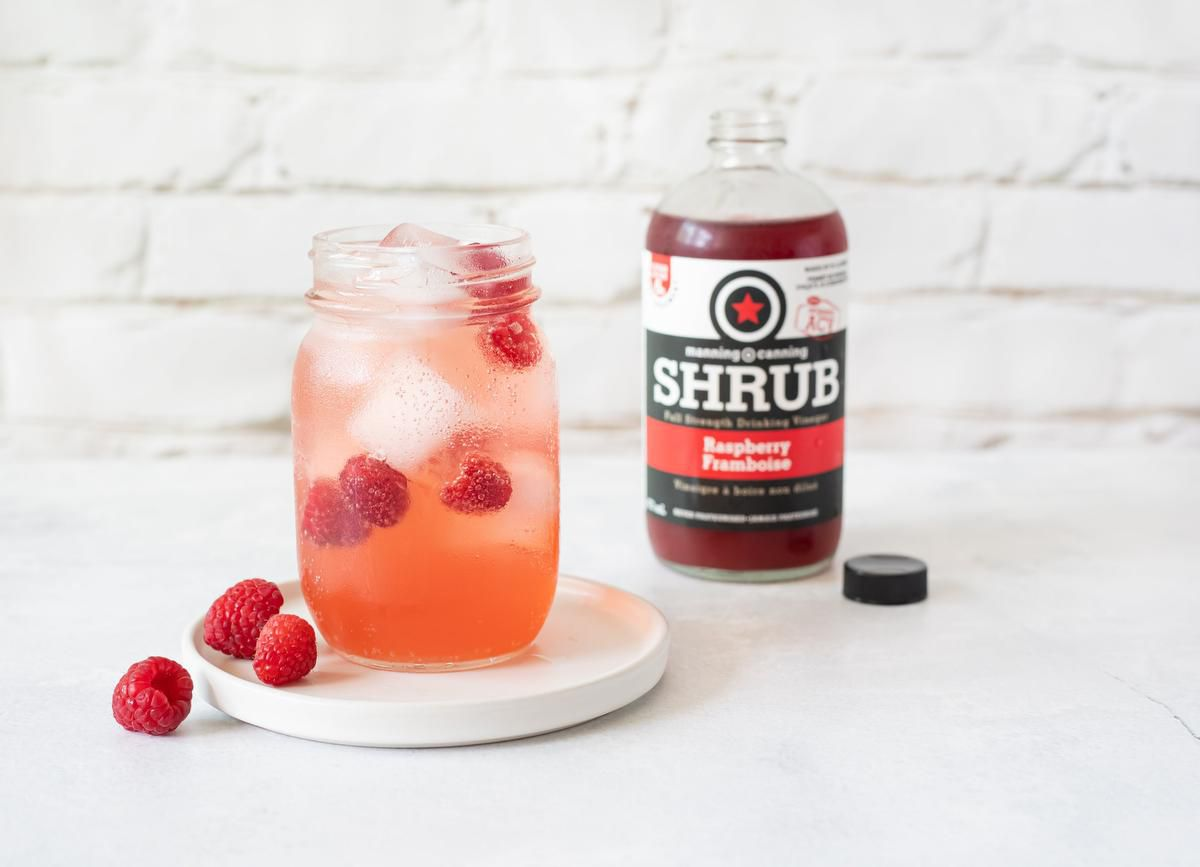 Make Your Own Shrub For #throwbackthursday: Cocktail Edition photo