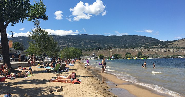 Cheers! Penticton Agrees To Beach Booze Bylaw At Select Beaches, Parks photo