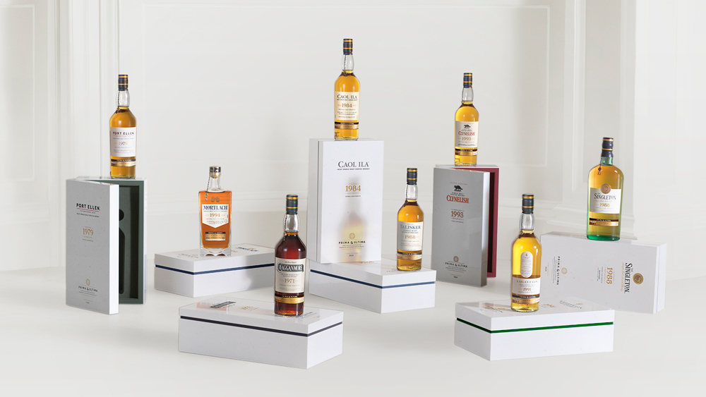 This Set Of 8 Ultra-rare Single-malt Scotch Whiskies Can Be Yours For $25,000 photo
