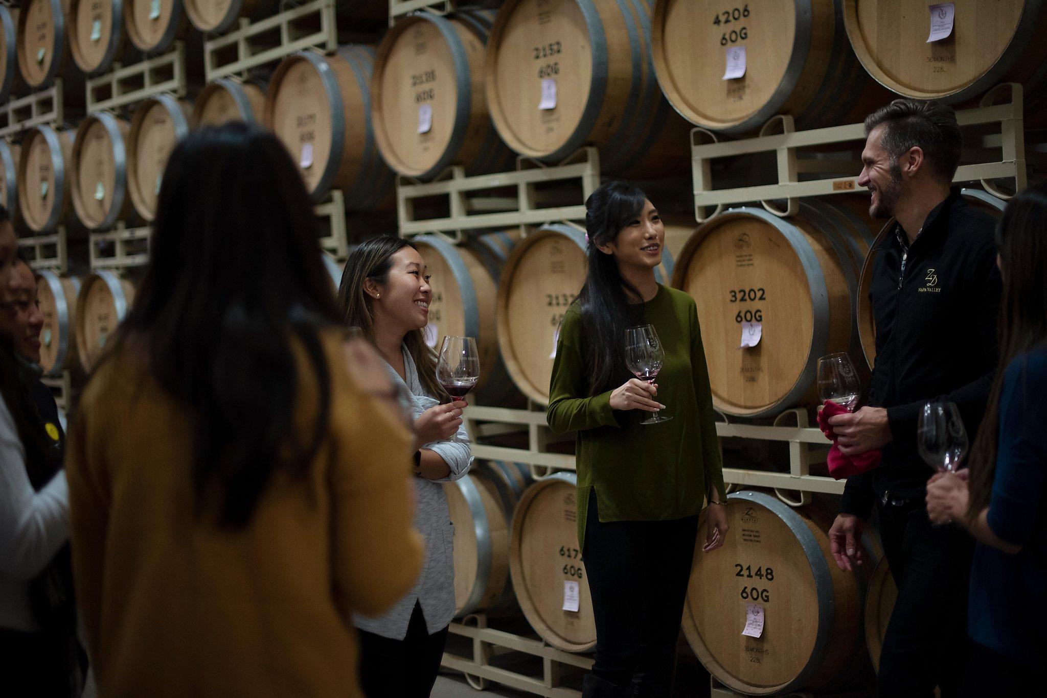 Zd Wines Plans An Extensive Renovation photo