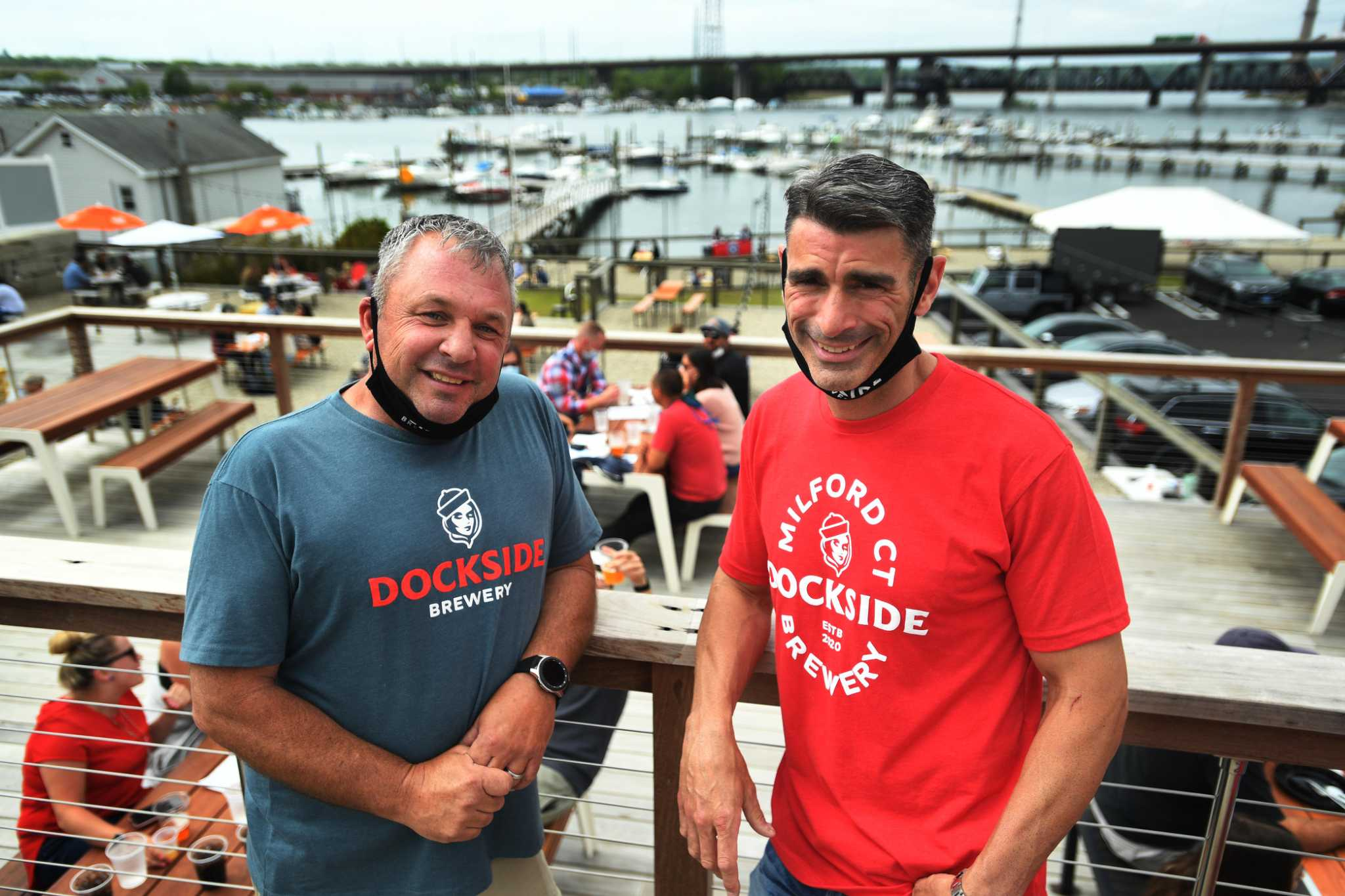 New Craft-brew Spots With Outdoor Patios? Milford's Dockside Tops List photo