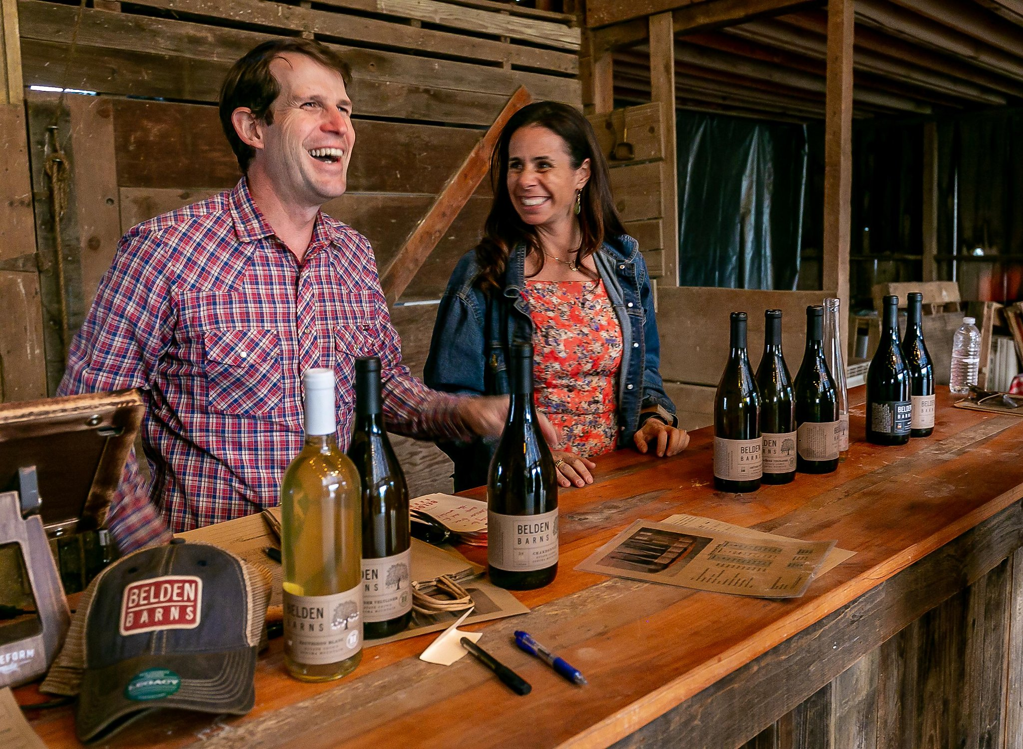Belden Barns: An Exclusive Wine Tasting For Sonoma Pinot photo
