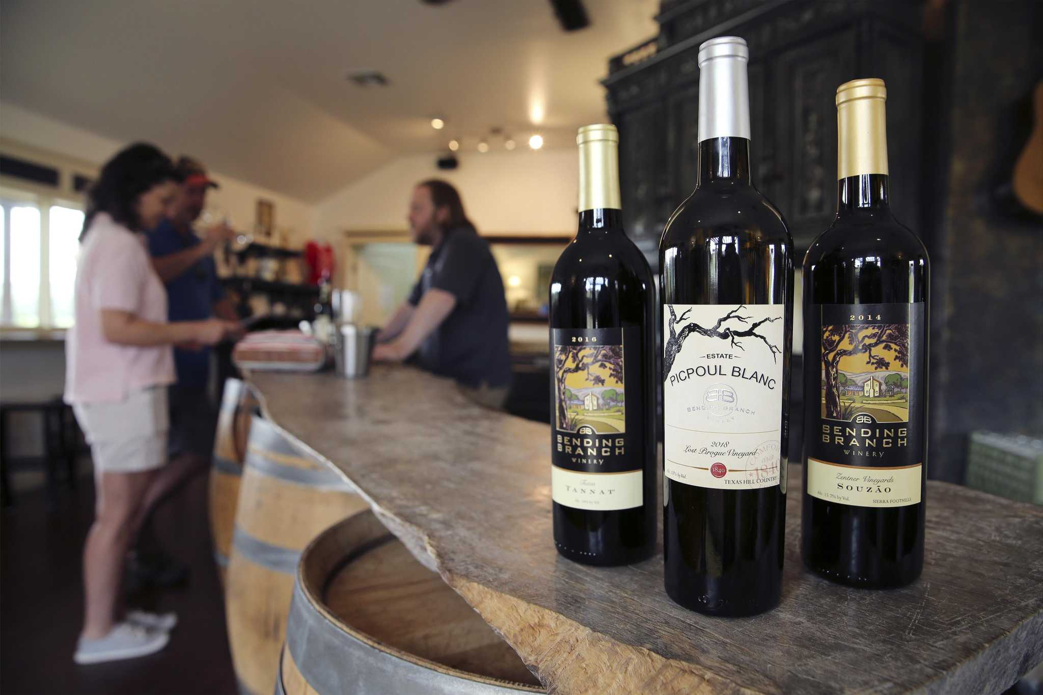Change Of Plans For Harvest At Texas Wineries photo