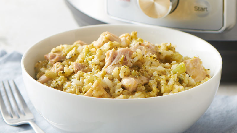 rice chicken The Best Instant Pot Chicken Recipes