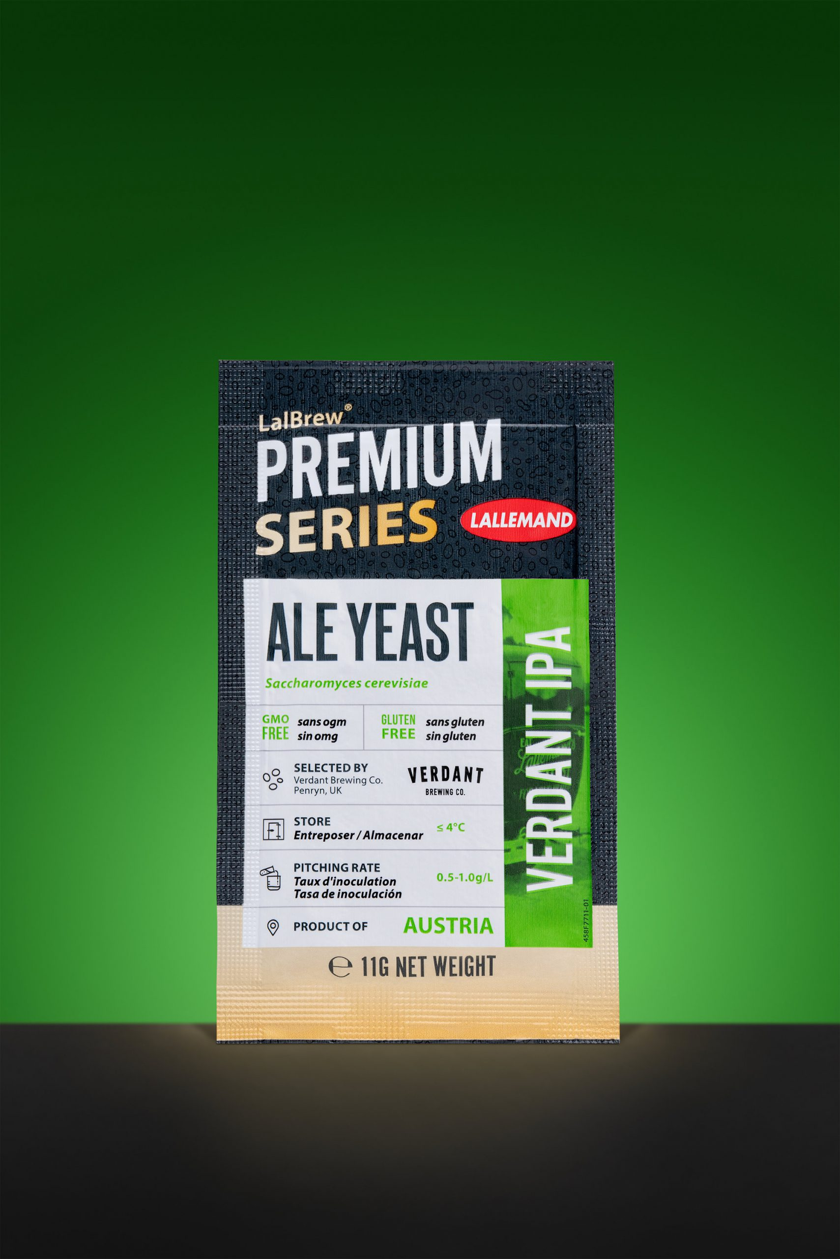 Lallemand Brewing Releases New Yeast In Collaboration With Verdant Brewing Co. photo