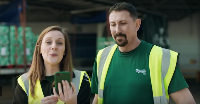 Why Carlsberg Amplified The Haters With Its 'mean Tweets' Campaign photo