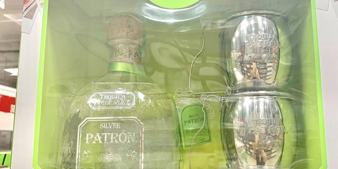 Costco Sells A Set Of Patrón Tequila With 2 Silver Mule Mugs So Get Ready To Flex Your Bartending Skills photo