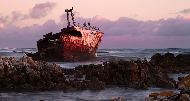 Famous Shipwrecks Of The Cape Of Storms photo