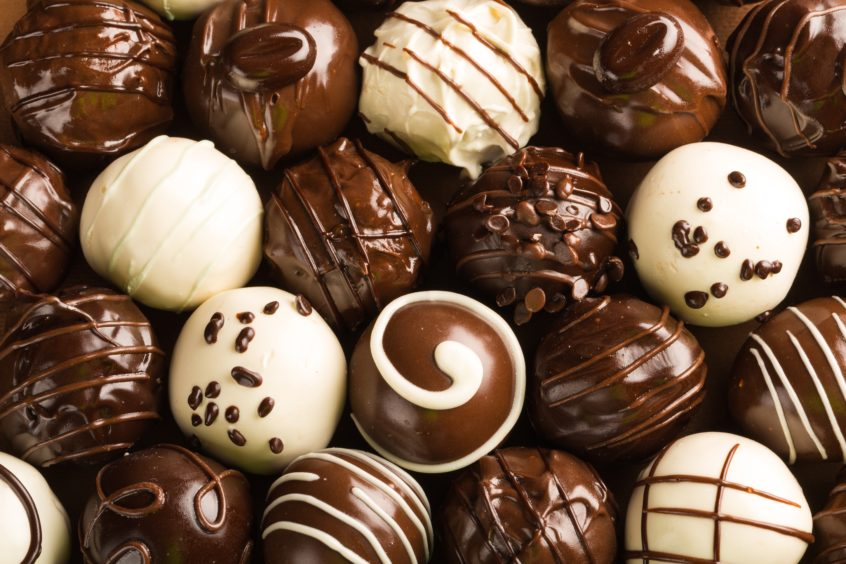 Best Of Local: Get The Sweet Taste Of Scottish Chocolatier's Fare Direct To Your Door photo