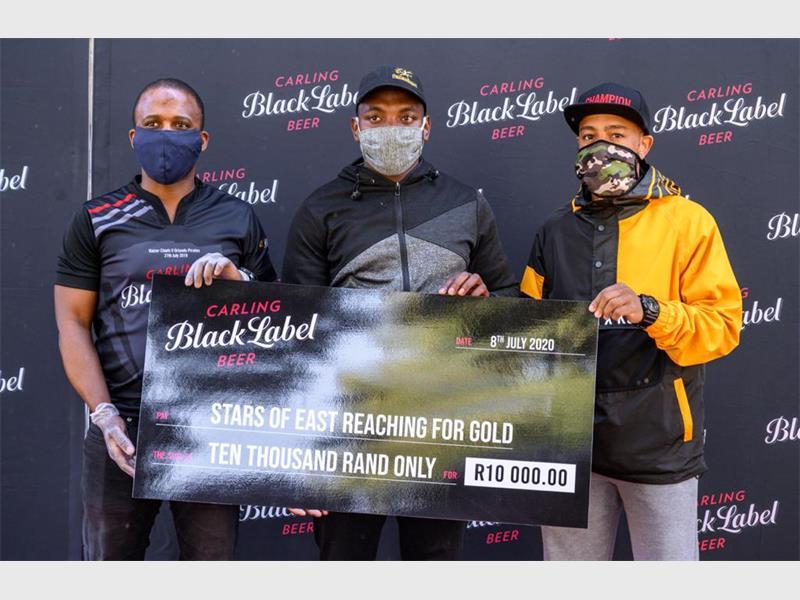Carling Black Label #stayathome Skills Challenge Winner Announced photo