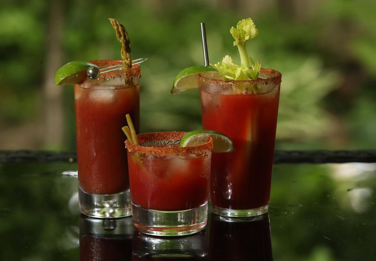 Whether You Want Ready-to-drink, Vegan Or Fire-roasted Jalapeno Purée, There's A Caesar For Every Canadian photo