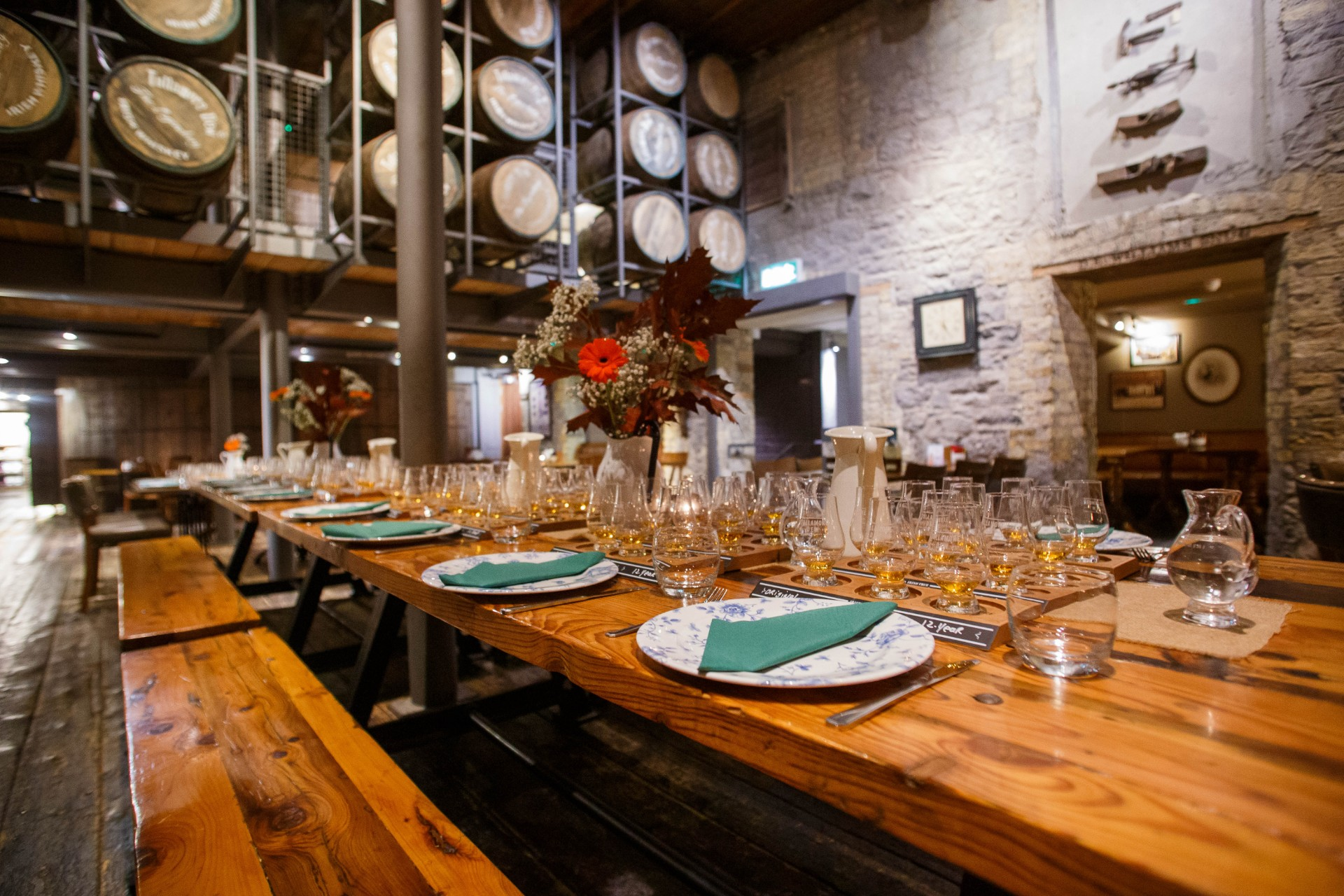 Tullamore Dew Visitor Centre Launches The Tully Cocktail Making Class photo