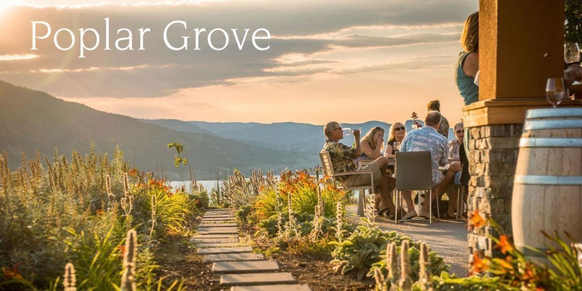 Poplar Grove Wins Big At London Wine Competition photo