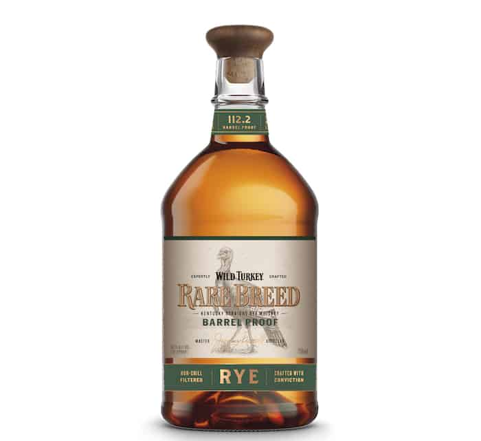 Wild Turkey Rare Breed Adds A Barrel Proof Rye Whiskey Variant photo