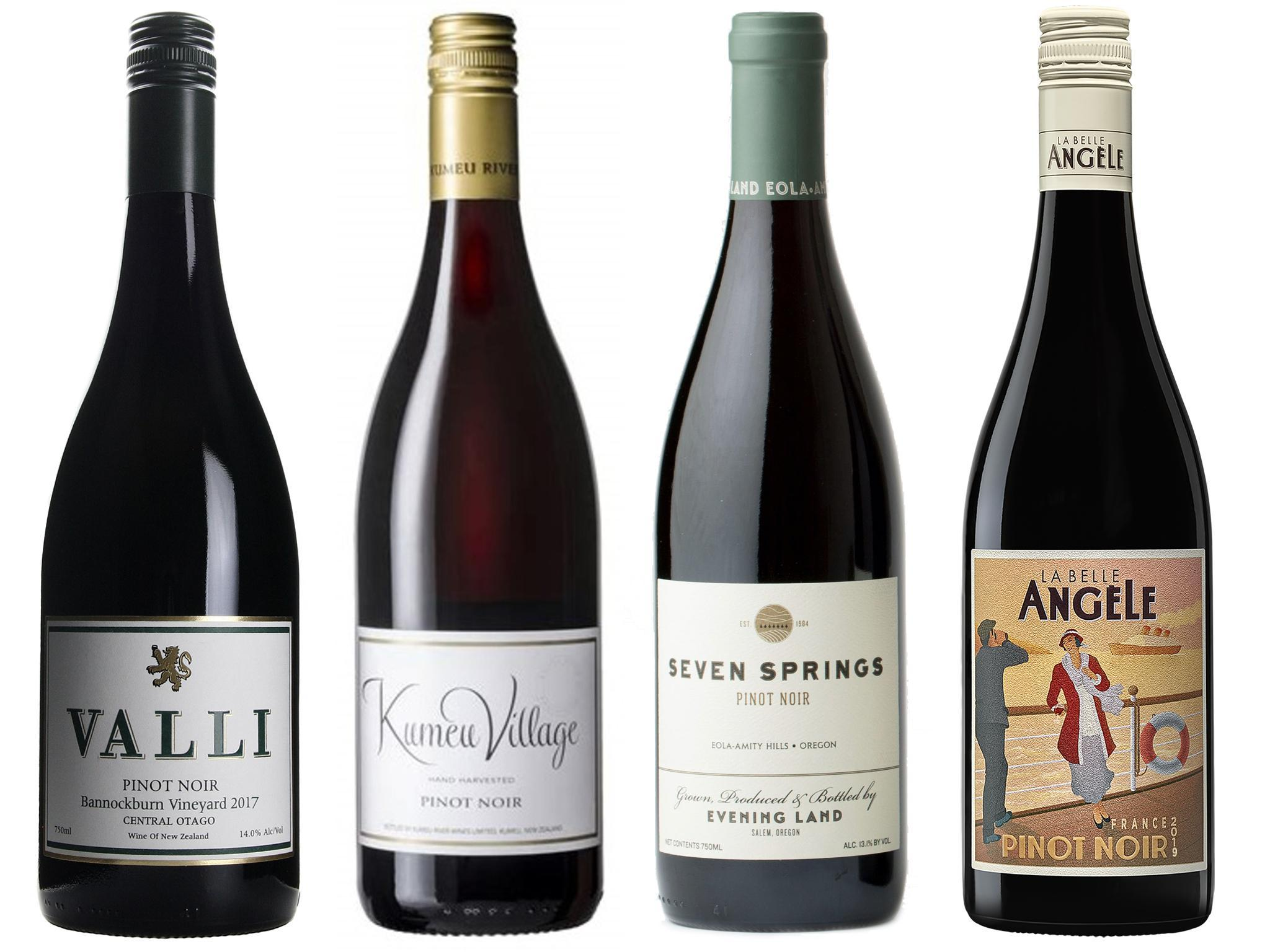 7 Perfect Pinots For Rain Or Shine, Summer Or Autumn photo