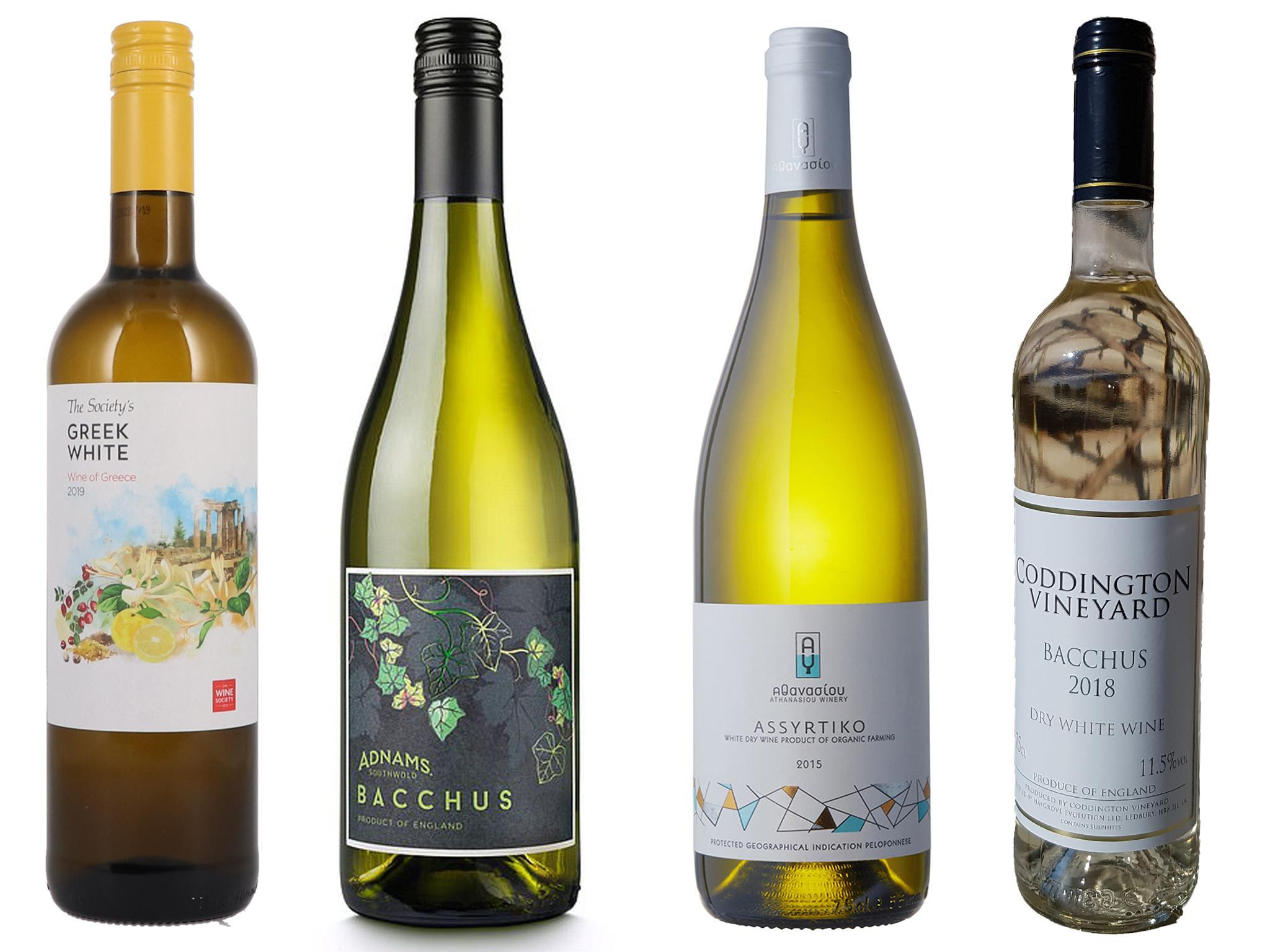 8 Aromatic White Wines For Summer photo