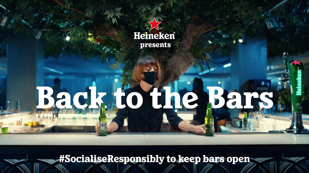 Heineken: Back To The Bars By Publicis Conseil photo