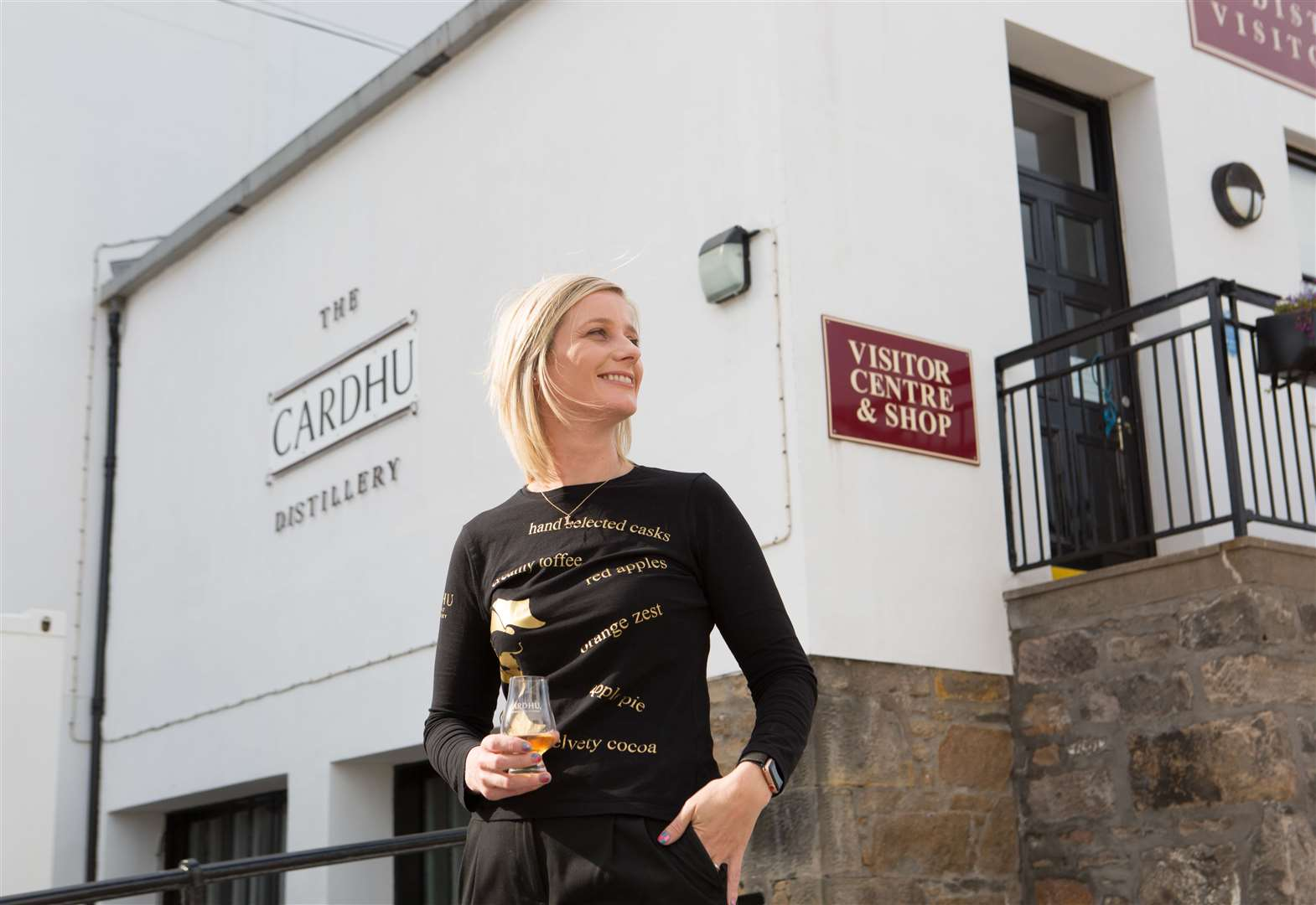 Cardhu Distillery To Reopen photo