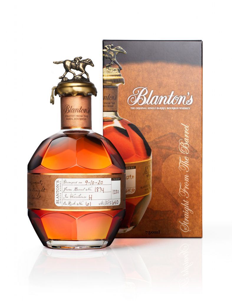 Blanton's Straight From The Barrel Is Coming To Shelves In The U.s. photo