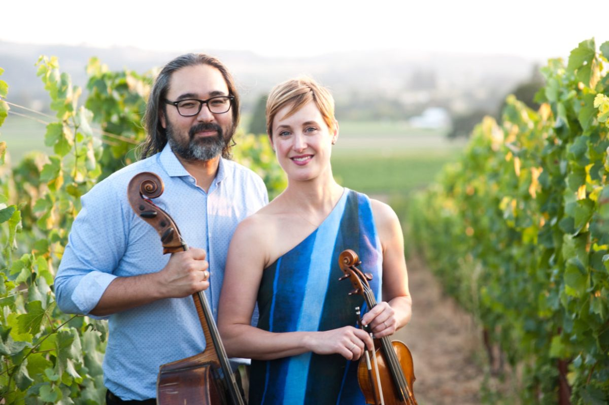 Chamber Music And A Virtual Toast photo
