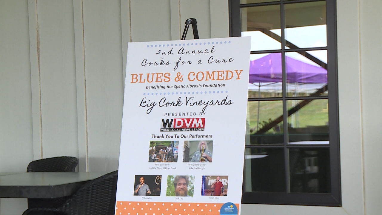 Charity Event Held At Big Cork Vineyards For Cystic Fibrosis Disease photo