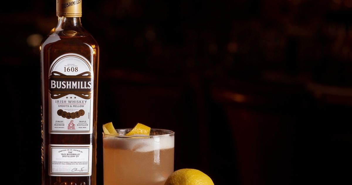 Two Tempting Tipples To Celebrate Whiskey Sour Day On August 25th photo