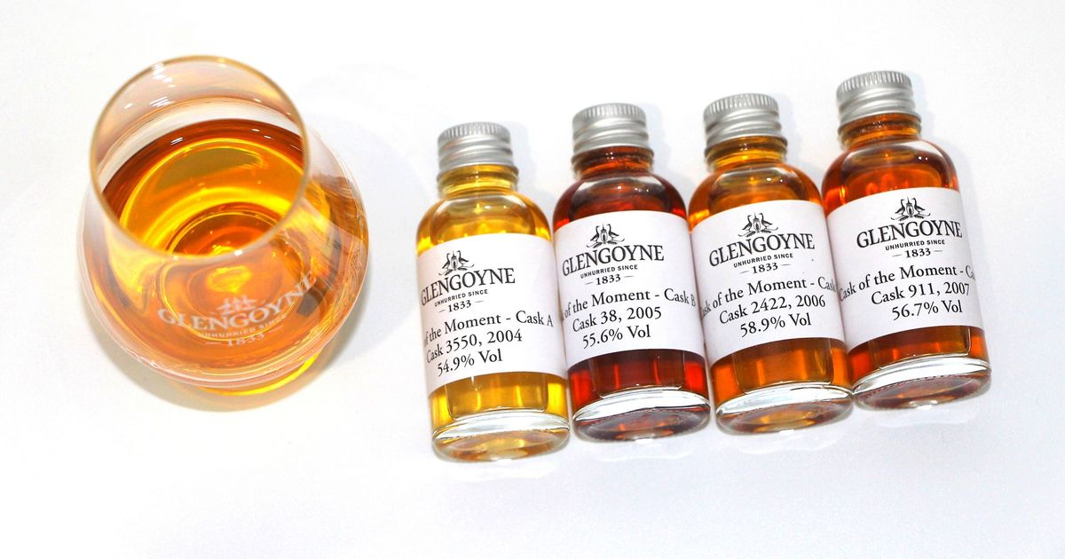 Glengoyne To Ask Fans To Vote To Help Choose Their Next Single Cask Release photo