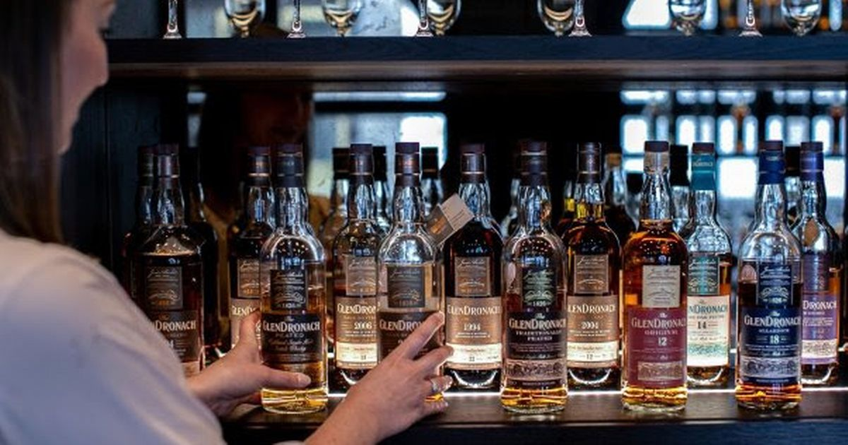 First Look: Highland Distillery Glendronach Gets Set To Reopen For Visitors photo