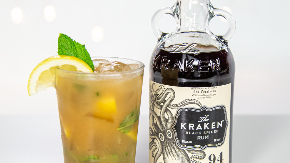 Cocktail Of The Week: Swingin' Mojito Feat. Kraken Rum photo