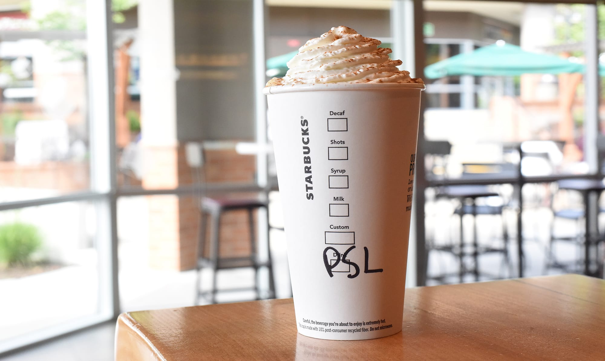 When Is Starbucks Pumpkin Spice Latte Returning This Year? photo