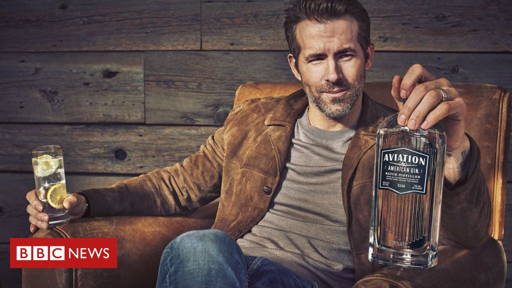 Ryan Reynolds-backed Gin Bought In $610m Deal photo