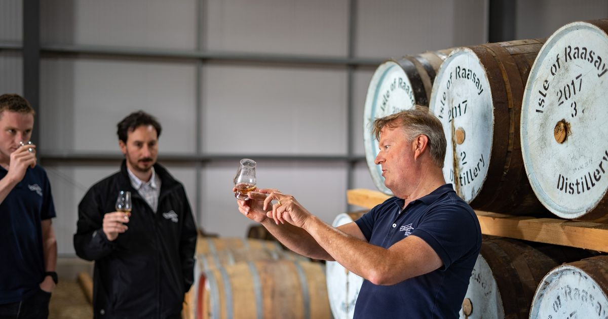 Raasay Distillery's Spirit Comes Of Age With Virtual Tasting Unveiling Whisky photo