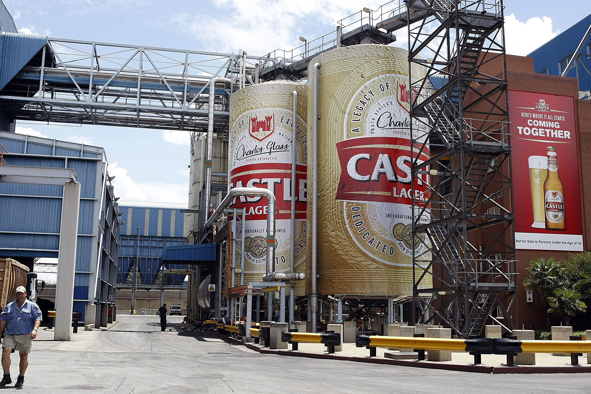 South African Breweries Takes Legal Action Against Government After Third Alcohol Ban photo