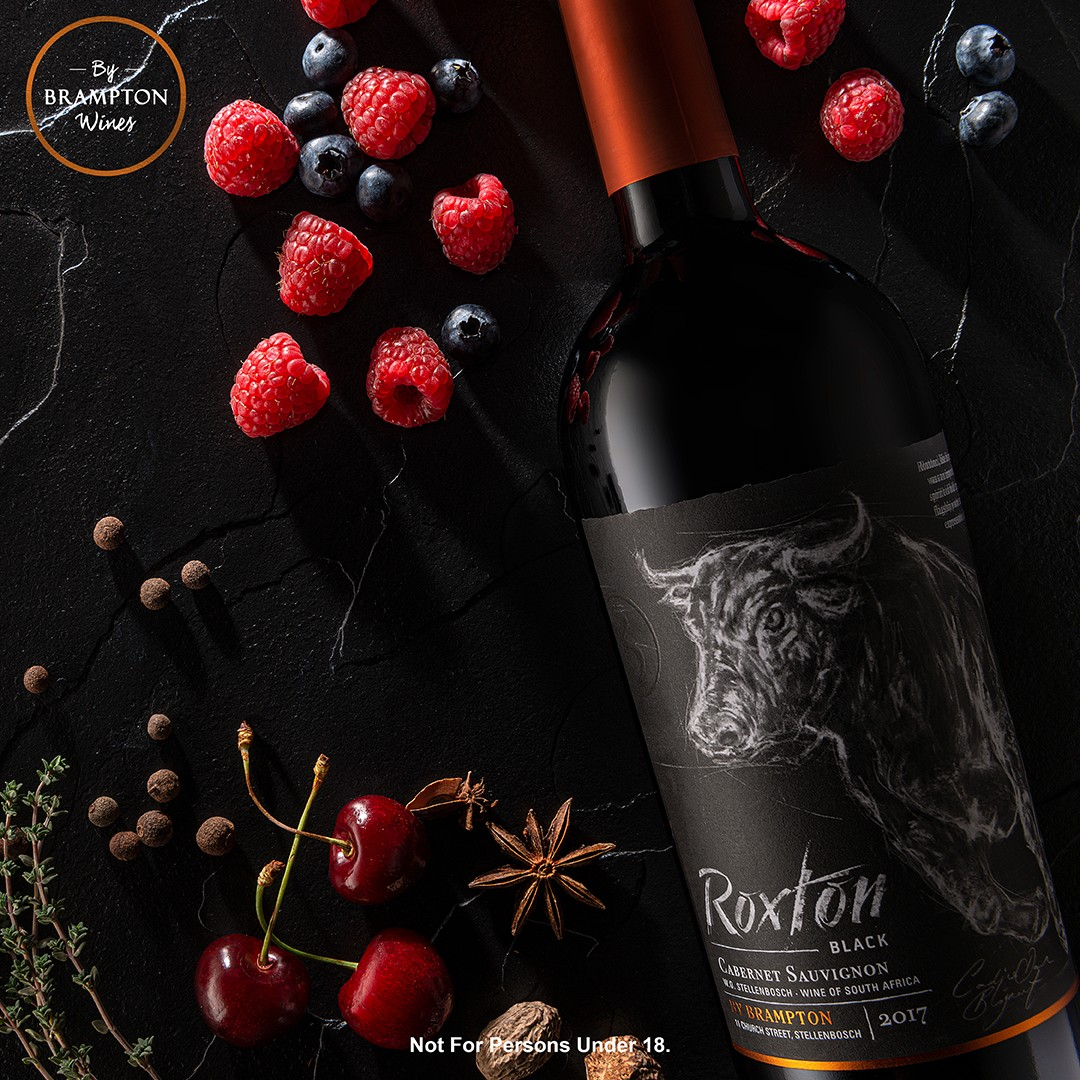 Brampton Adds Roxton Black To Its Flagship Wine Series photo