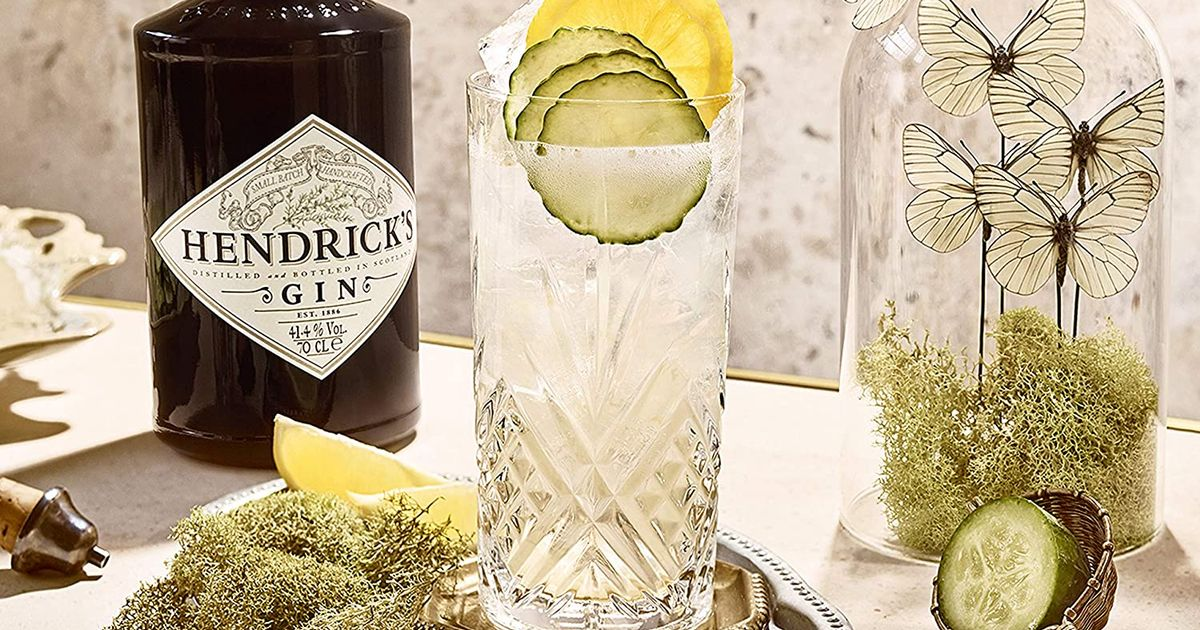 Hendrick's Gin Is Giving Out Free Cucumber Seeds To Make The Perfect G&t photo