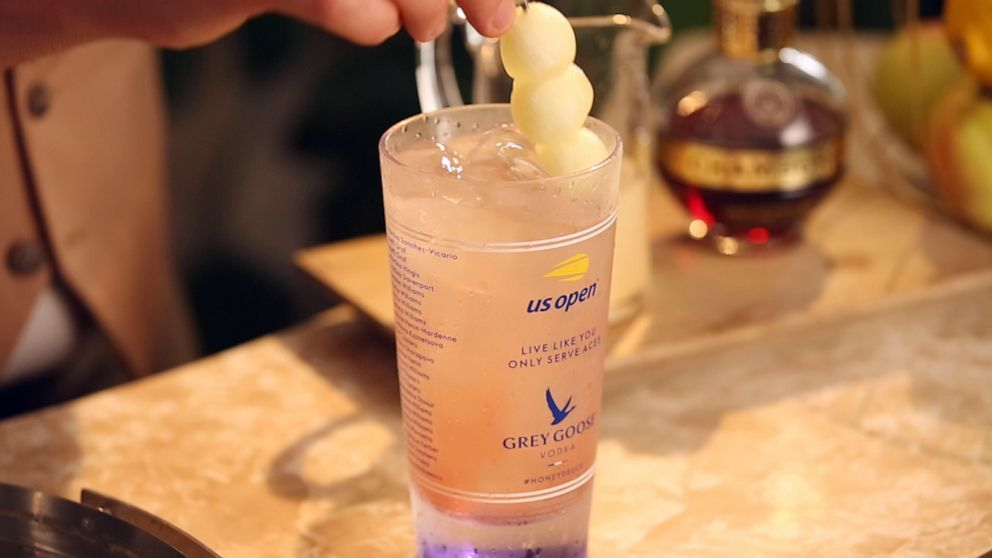How To Make The Famous Grey Goose Honey Deuce Cocktail From The Us Open At Home photo