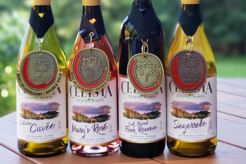 Shuswap Wineries Medal At National Championships photo