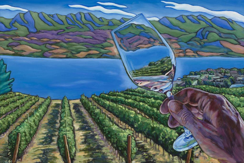 West Kelowna's Grizzli Winery To Open Art Gallery photo