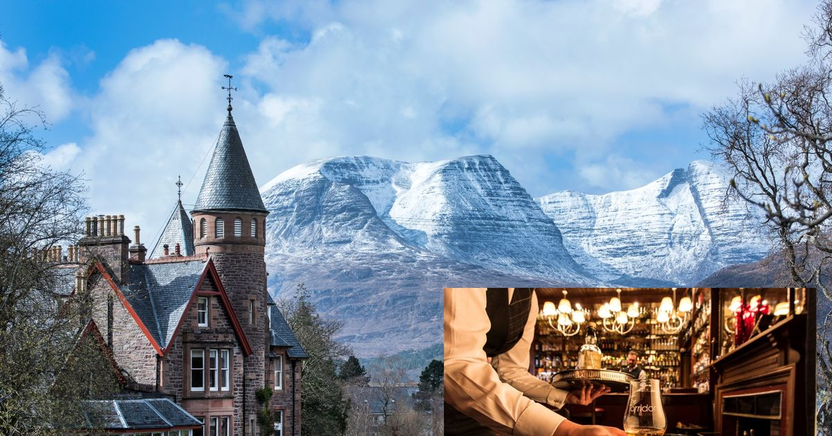 The Best Scottish Hotels That Are A Must Stay For Any Whisky Lover photo