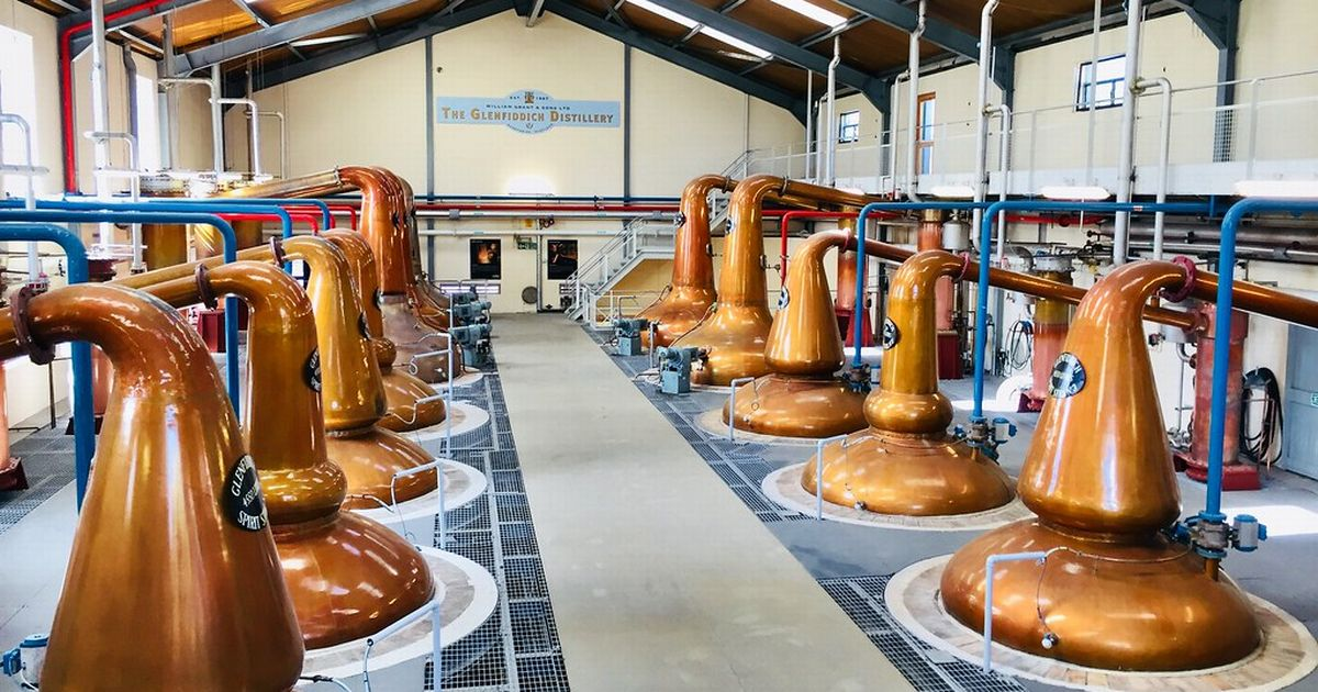 The Scottish Whisky Distilleries That Are Now Back Open For Tastings photo