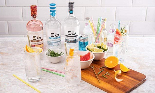 Get 20% Off Edinburgh Gin On Amazon Today photo