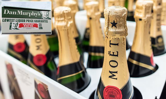 Row Between Woolworths And Champagne Firm Leads To Moet Shortages photo