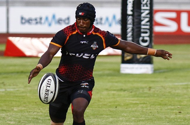 Kings Utility Back Signs Long-term Deal With Griquas photo
