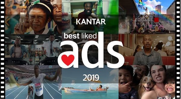 Kantar Announces South Africa's Top 20 Best Liked Ads For 2019 photo