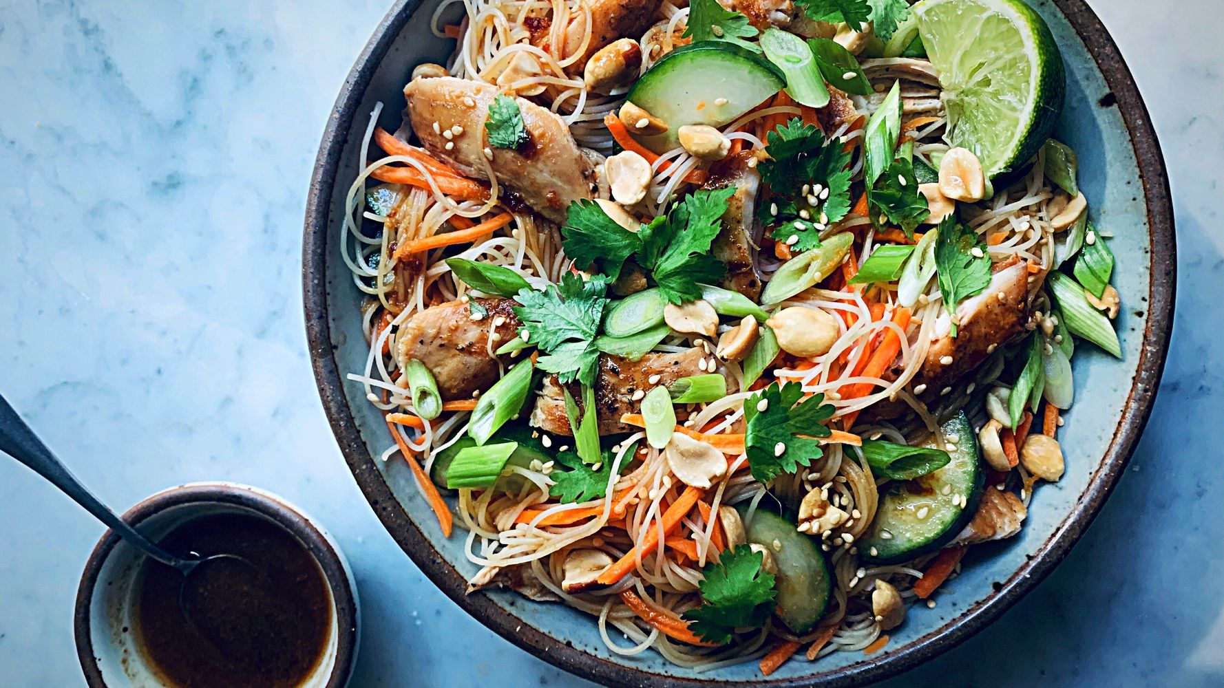 The Perfect No-fuss Dinner For When It's Too Hot To Cook photo