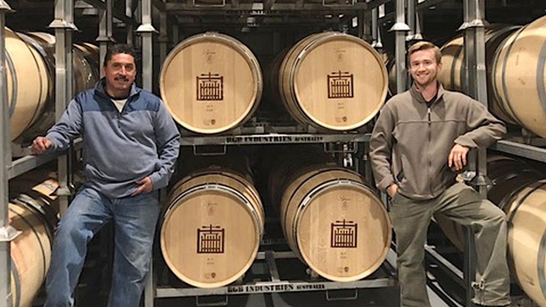 Calistoga's Amici Cellars Announces New Assistant Winemaker, Cellar Master photo