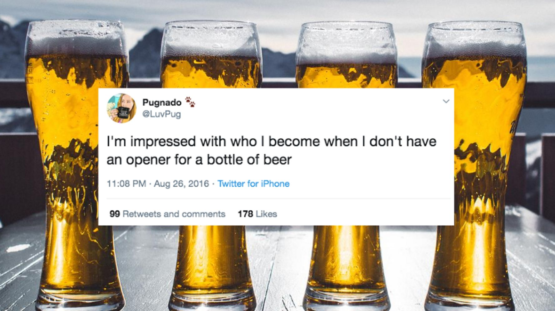 35 Too-real Tweets About Beer photo