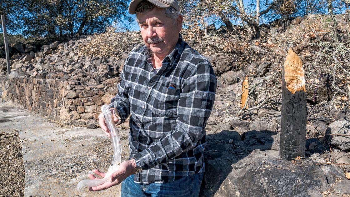 Fire Season: Napa Valley's Wineries Dig Their Heels Into Lowering Their Risk photo