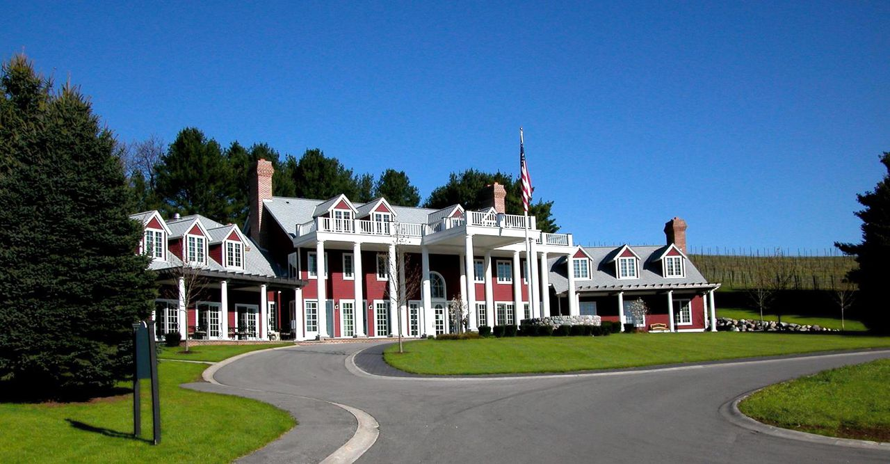 Michigan's Black Star Farms Named Best Wine Country Hotel By Usa Today photo