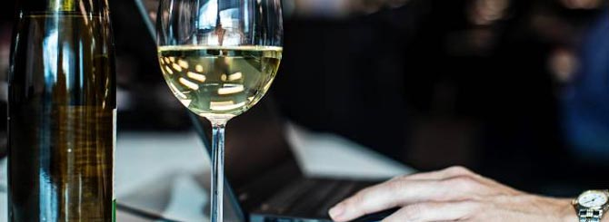 Covid Online Wine Boom Fizzles Out photo